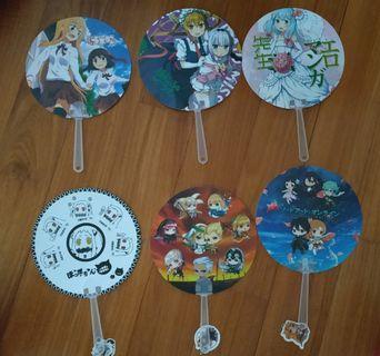 🚚 Anime mini fans
