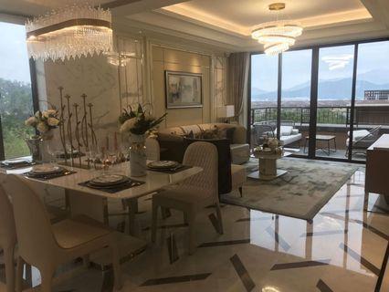 現樓別墅,200萬急售,香港澳門一個車位可換一間千呎別墅🏤