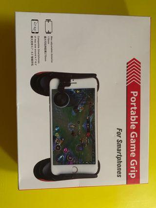 🚚 Portable Game Grip for smartphone