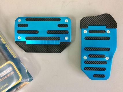 Non-Slip Pedals for Auto Cars