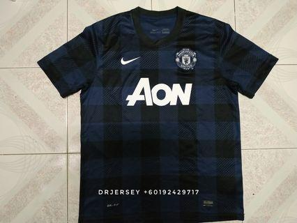 Manchester United Jersey away kit 13/14