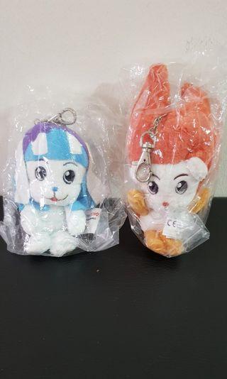 🚚 SYOG 2010 Mascots