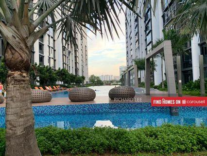 New condo rooms at Yishun