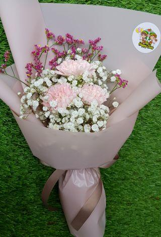 <<SALE!! >> Mother's Day Carnation Bouquet