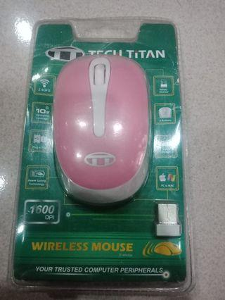 Mouse wireless 2.4GHz
