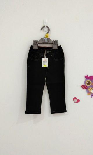 🆕12-18M Poney Black Jeans 👦