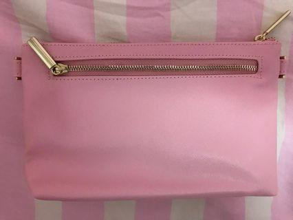 Sanrio bag 鐵鏈斜孭袋手包