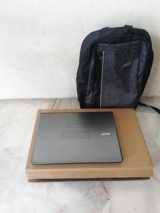 Acer i3-6th gen, 4GB DDR4 RAM, 1000 GB hdd, no scratches or dent