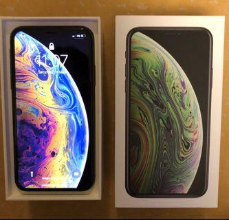 IPhone XS 64gb black 99%new