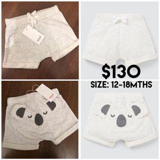 澳洲seed 男童短褲