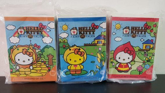 🚚 Macdonald Hello Kitty (Set of 3)
