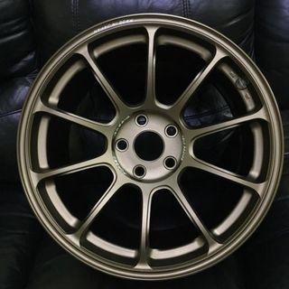 Rim Volk Racing ZE40 18 x 10 +39 Japan