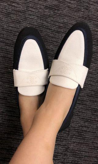 Chanel loafer size 37