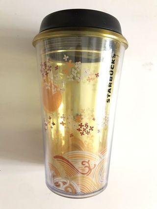 Starbucks 杯 櫻花