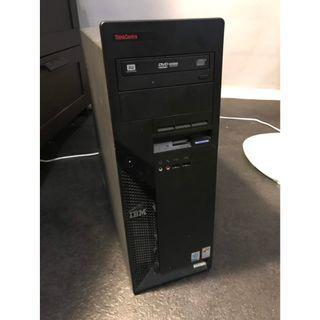 二手 IBM P4 3.0 1G 80GB DVD 伺服器等級電腦 過電不開機 高雄自取