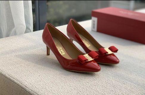 BN Authentic Salvatore Ferragamo Heels