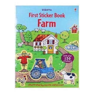 USborne My First Sticker Book (Farm)
