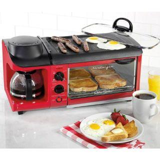 🚚 Savorlife 3-in-1 Breakfast Maker