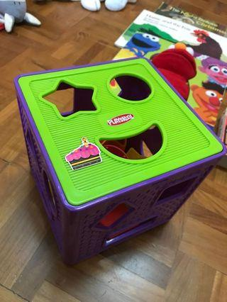 Playskool shape sorter
