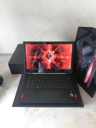 HP OMEN, i7,16 GB RAM, 512 GB SSD, 12 GB DDR5 NVIDIA VGA, Touchscreen, Backlight keyboard,beatsaudio sounds, overall good condition