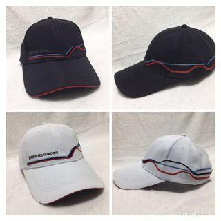 🚚 BMW M款 棒球帽 原廠全新商品 現貨 黑、白各一頂