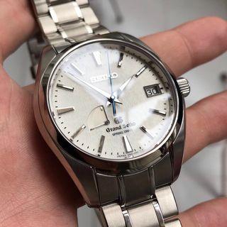 "🚚 Grand Seiko GS SBGA011 ""Snowflake"" Watch"