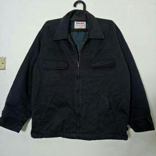 Wrangler vintage work jacket trucker jacket