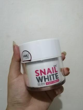 Snail White Day Cream