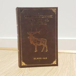 NEW Typo Vintage Book Storage Container (A5 Brown)