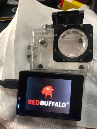 red buffalo warrior viii r action cam