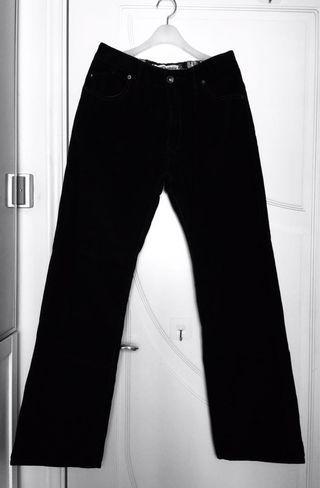 男童燈芯薄絨長褲