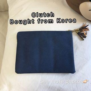 Bag clutch wallet korea