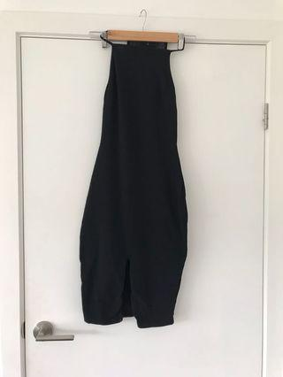 The fifth label bodycon black dress size XS