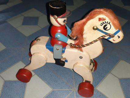 Kuda kayu lama