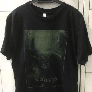 Corrupted - El Mundo Frio shirt