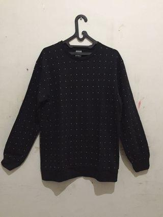 Black Sweater oversize
