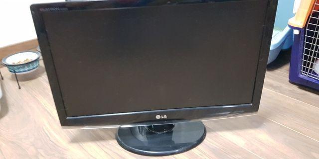 LG 23寸液晶顯示屏
