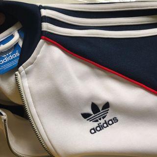 🚚 adidas striped jacket