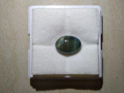 Green tiger eye asli