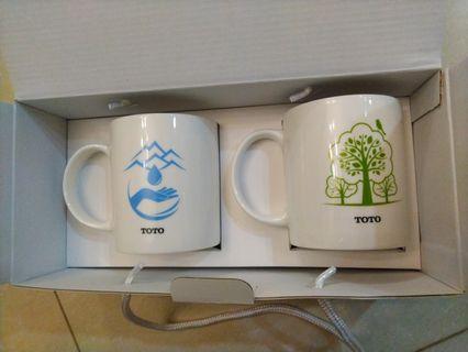 🚚 馬克杯/水杯/陶瓷杯/對杯 2個=99