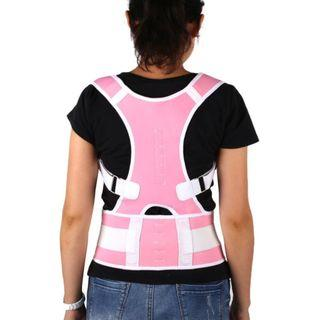 Stock Clearance Posture Corrector Pink L & M