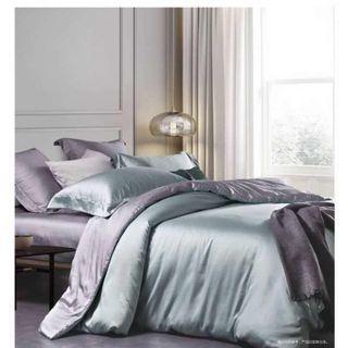 TENCEL Classic Platinum Comforter / Quilt Blanket