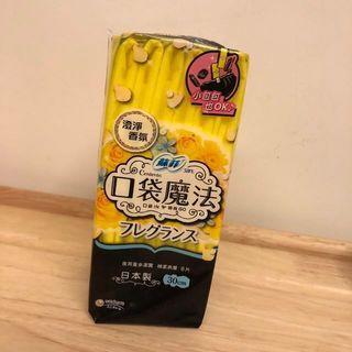 🚚 蘇菲口袋魔法30cm橙香衛生棉