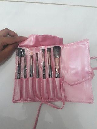 Brush Set Pink