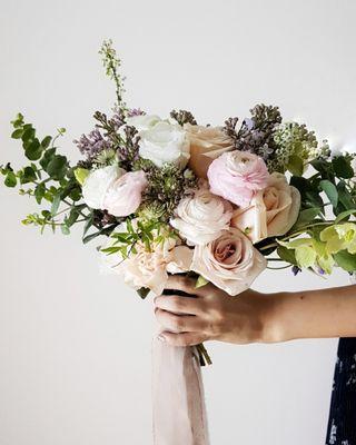 Omakase Bridal bouquet
