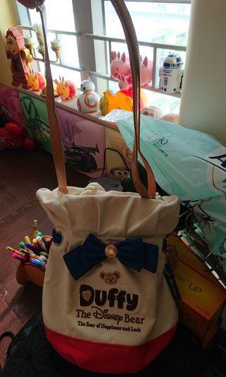 HKDL 香港迪士尼 Disney Duffy水桶型袋