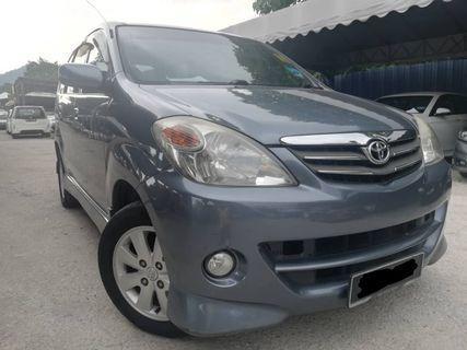 2011 Toyota Avanza 1.5S VVT-i