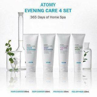 Korea skin care Atomy Evening care 4 set
