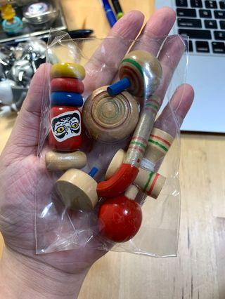 日式懷舊小玩具