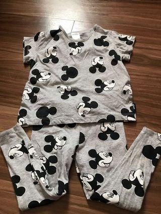 Bonds mickey set size 2